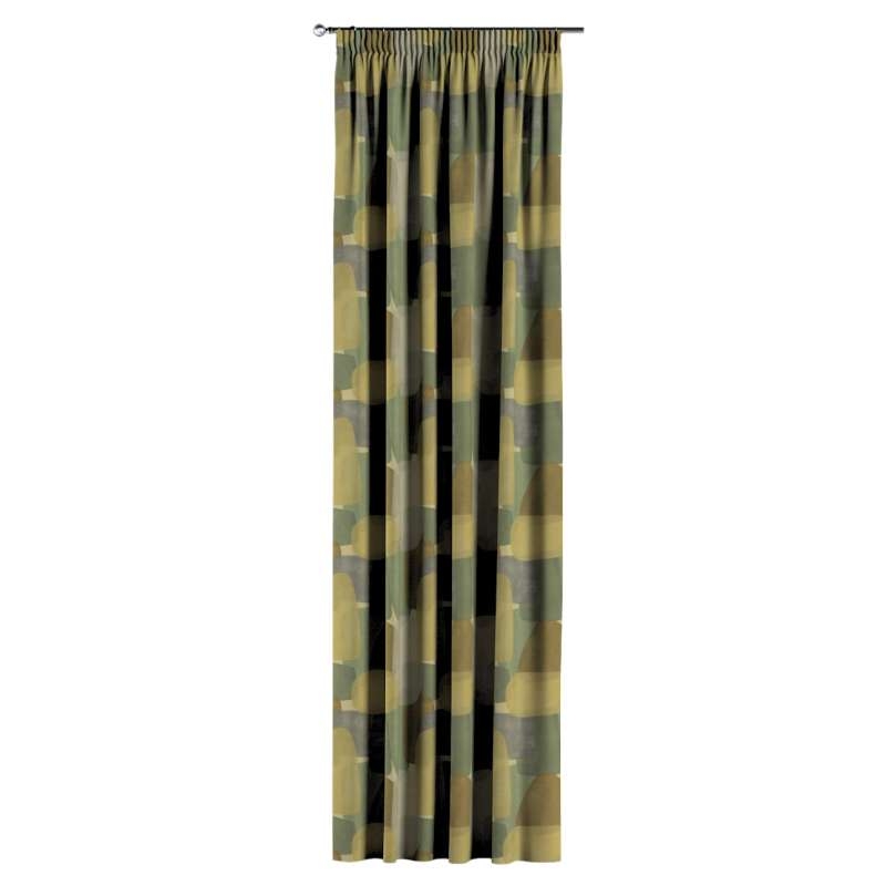 Gardin med rynkebånd 1 stk. fra kollektionen Vintage 70's, Stof: 143-72