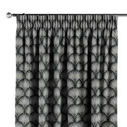 Vorhang mit Kräuselband