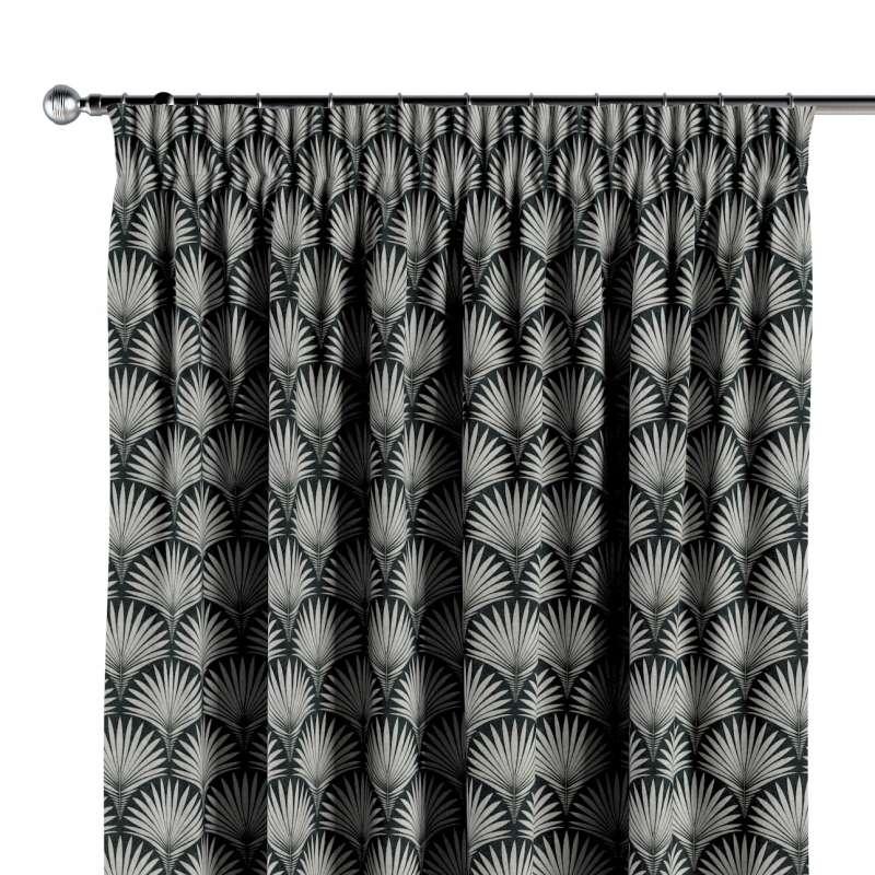 Vorhang mit Kräuselband von der Kollektion Comics, Stoff: 143-74