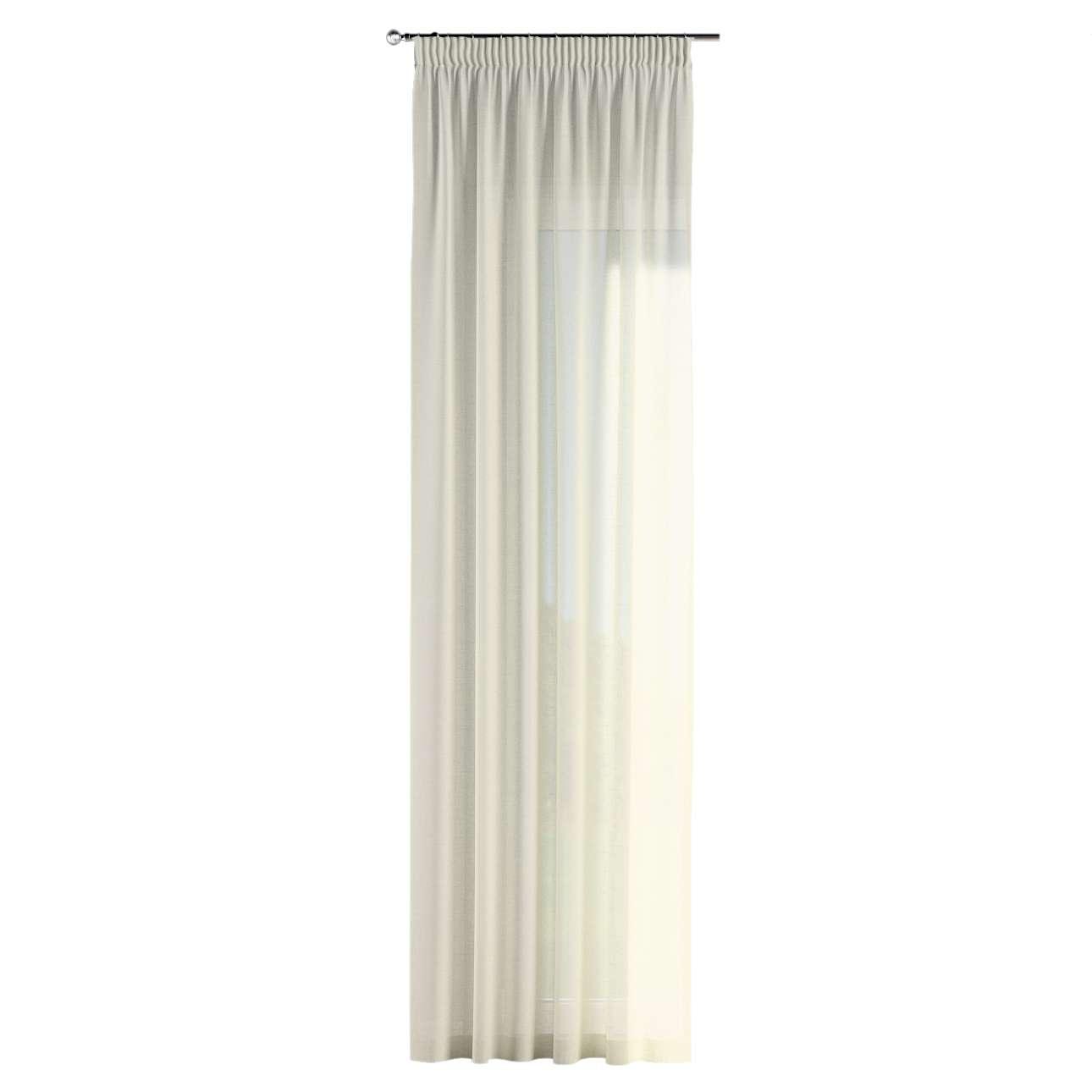 Záves na riasiacej páske 130 x 260 cm V kolekcii Romantica, tkanina: 128-88