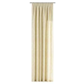 Vorhang mit Kräuselband 1 Stck. 130 x 260 cm von der Kollektion Damasco, Stoff: 613-01