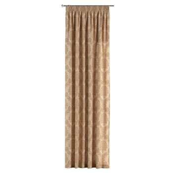 Záves na riasiacej páske 130 × 260 cm V kolekcii Damasco, tkanina: 613-04