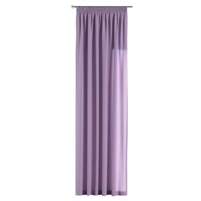 Pencil pleat curtains in collection Jupiter, fabric: 127-74