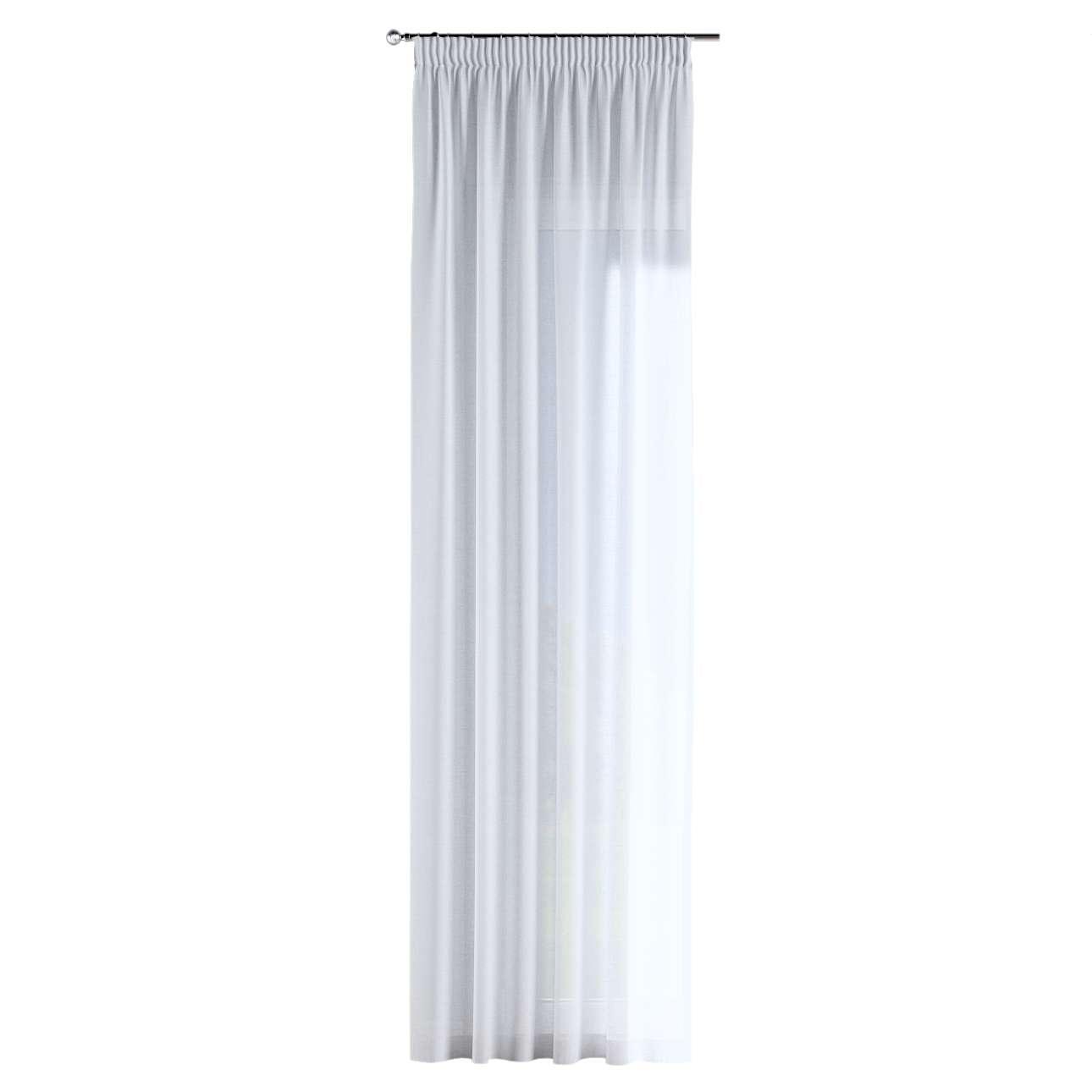 Záves na riasiacej páske 130 × 260 cm V kolekcii Romantica, tkanina: 128-77