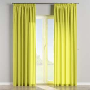 Pencil pleat curtains 130 x 260 cm (51 x 102 inch) in collection Jupiter, fabric: 127-50