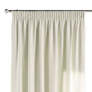 Pencil pleat curtains 130 x 260 cm (51 x 102 inch) in collection Jupiter, fabric: 127-00