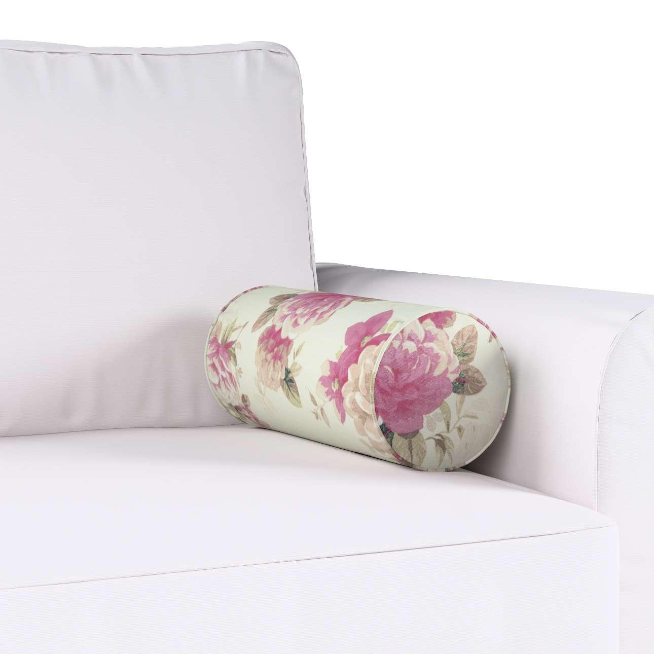 Poduszka wałek prosty w kolekcji Mirella, tkanina: 141-07