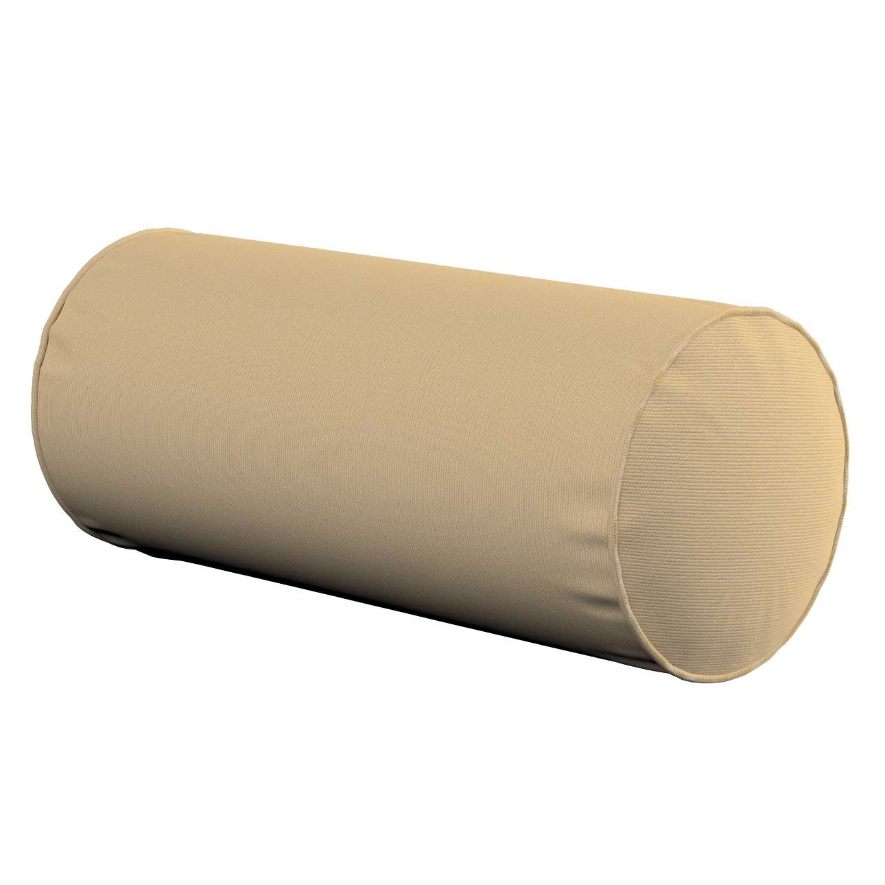 Poduszka wałek prosty w kolekcji Cotton Panama, tkanina: 702-01