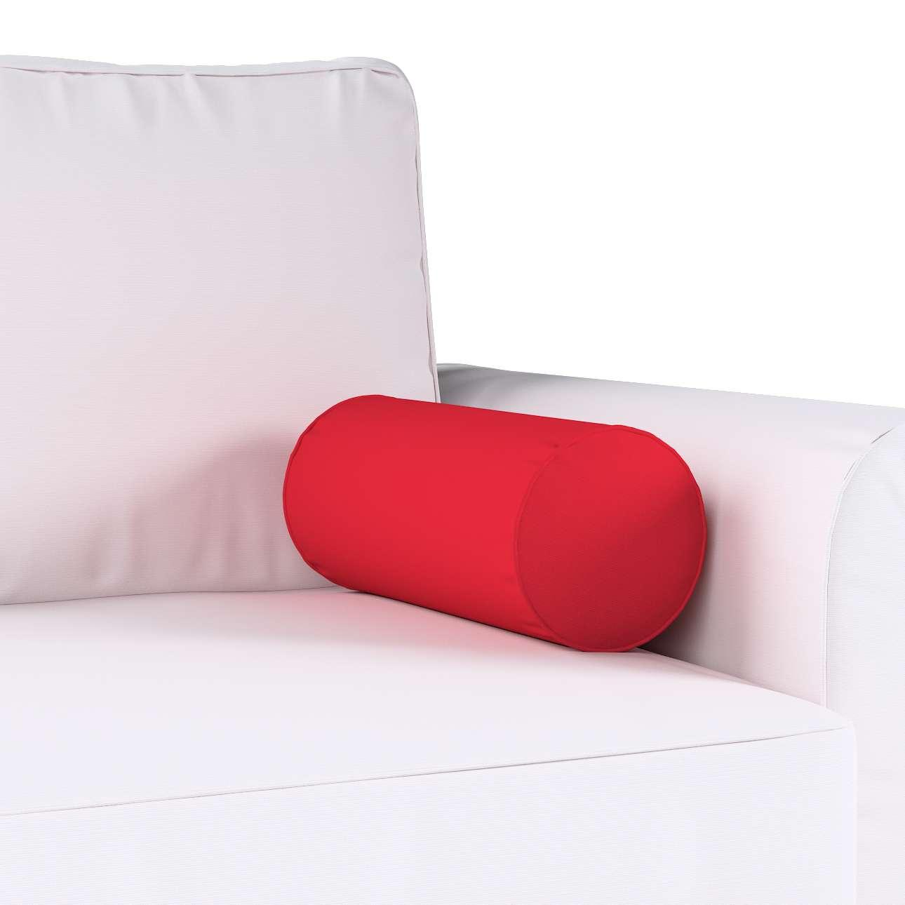 Poduszka wałek prosty w kolekcji Cotton Panama, tkanina: 702-04