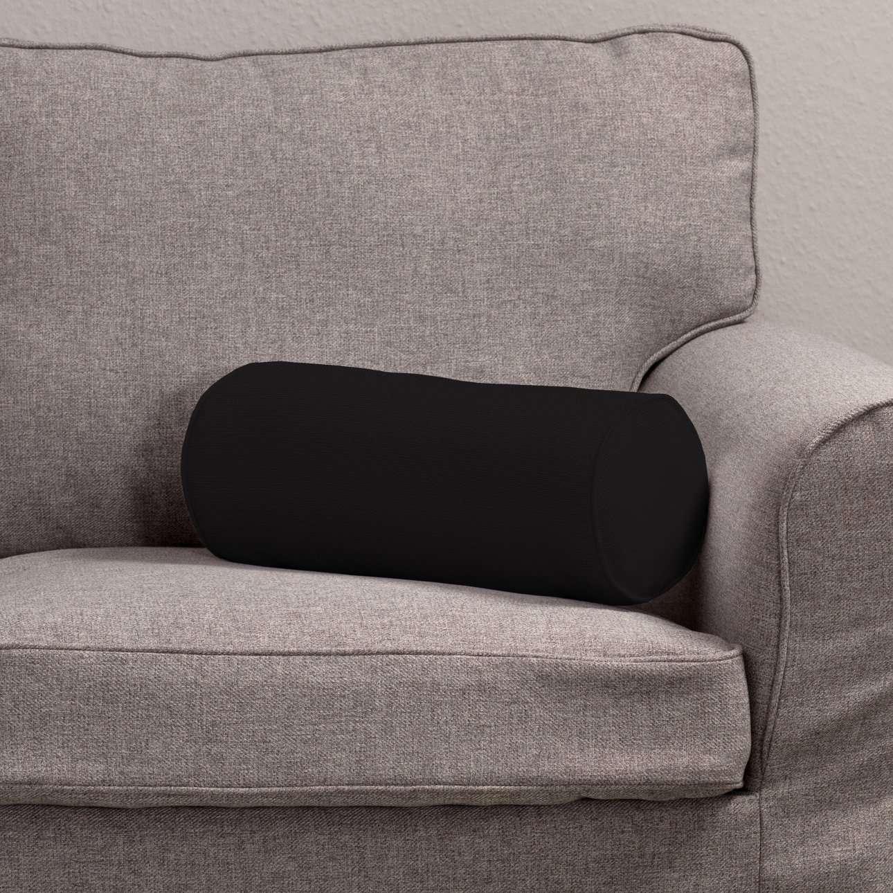 Poduszka wałek prosty Ø 16 x 40 cm w kolekcji Cotton Panama, tkanina: 702-09