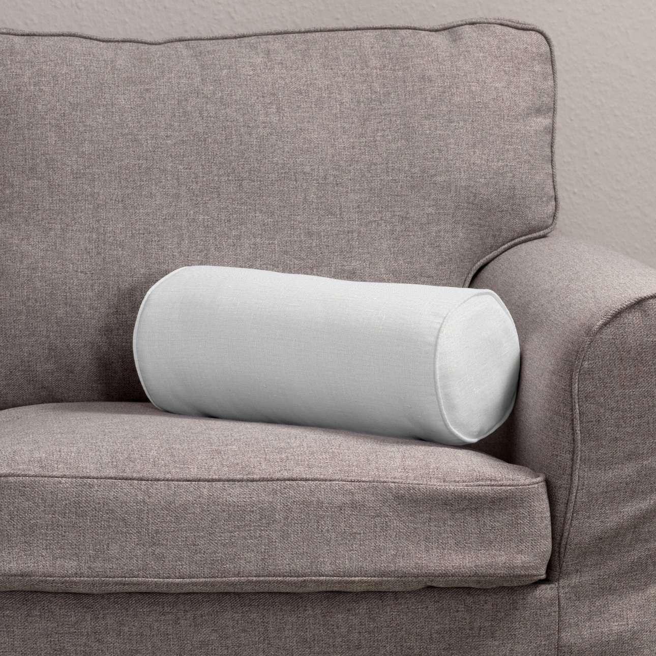 Poduszka wałek prosty w kolekcji Linen, tkanina: 392-04
