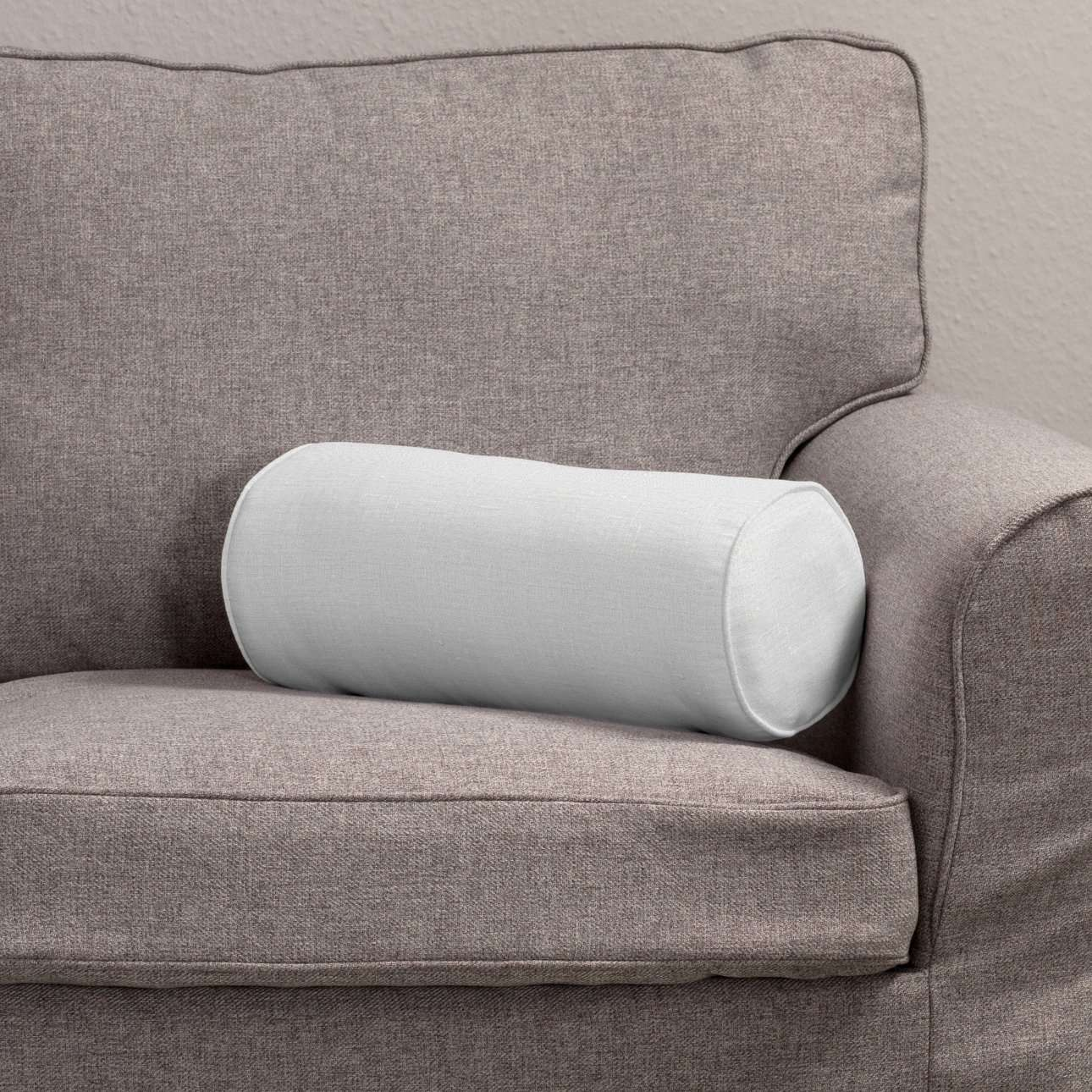 Ritinio formos  pagalvėlė Ø 16 x 40 cm (6 x 16 inch) kolekcijoje Linen , audinys: 392-04