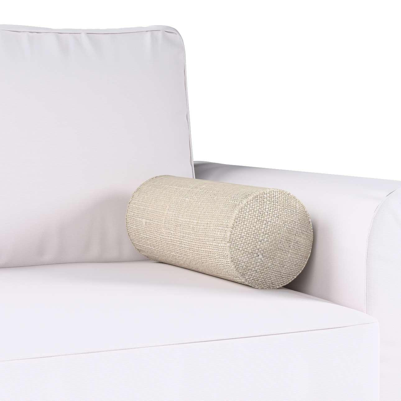 Ritinio formos  pagalvėlė Ø 16 x 40 cm (6 x 16 inch) kolekcijoje Linen , audinys: 392-05