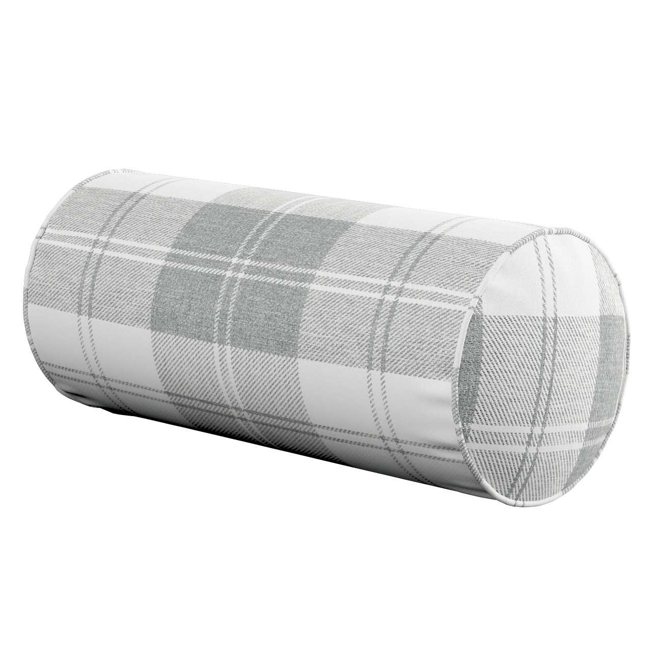 Poduszka wałek prosty Ø16x40cm w kolekcji Edinburgh, tkanina: 115-79