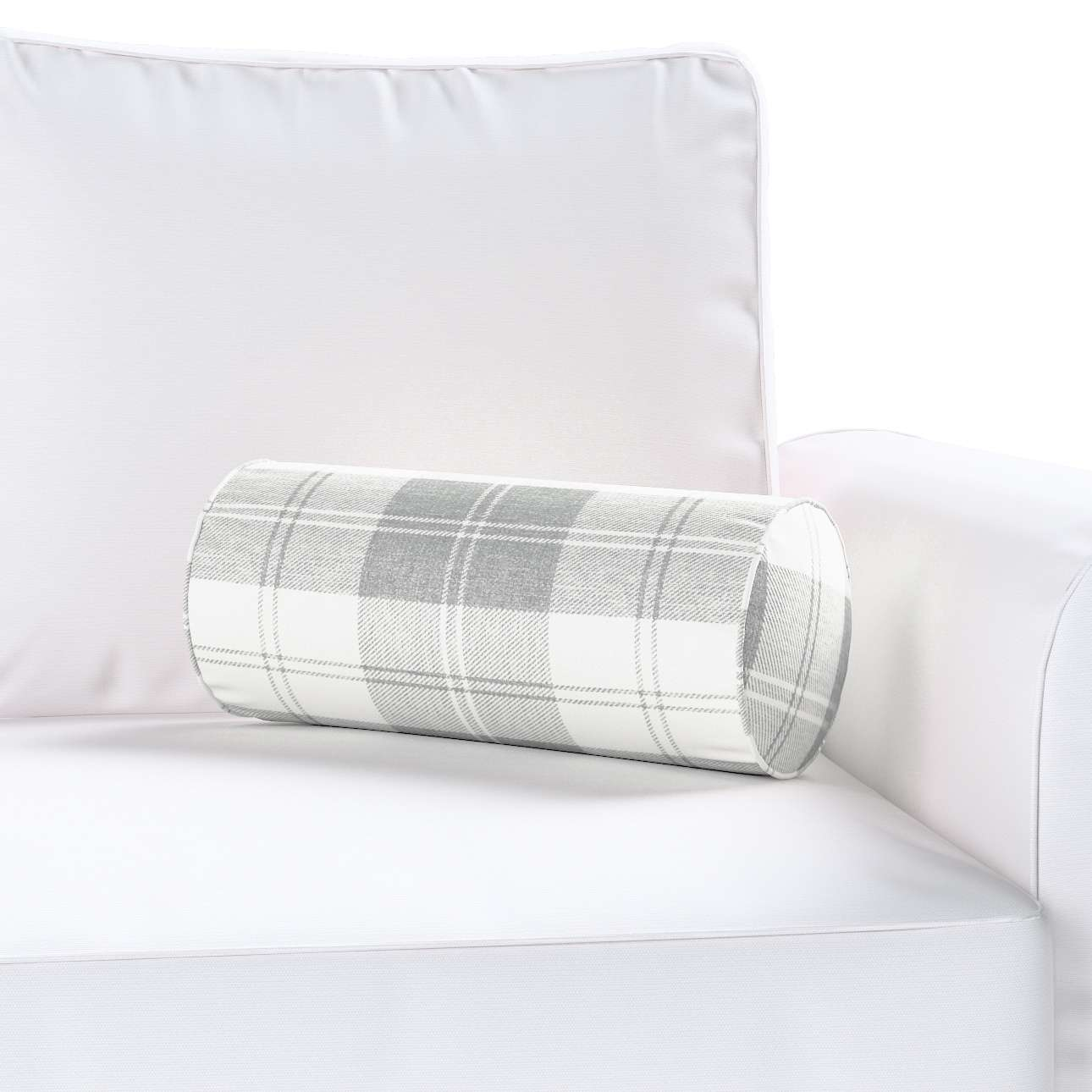 Ritinio formos  pagalvėlė Ø 16 x 40 cm (6 x 16 inch) kolekcijoje Edinburgh , audinys: 115-79