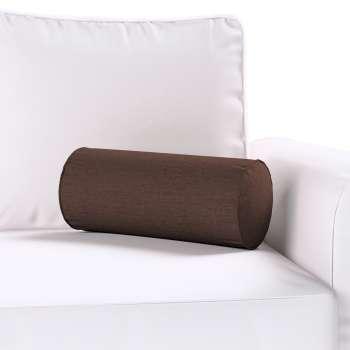 Poduszka wałek prosty Ø 16 x 40 cm w kolekcji Chenille, tkanina: 702-18
