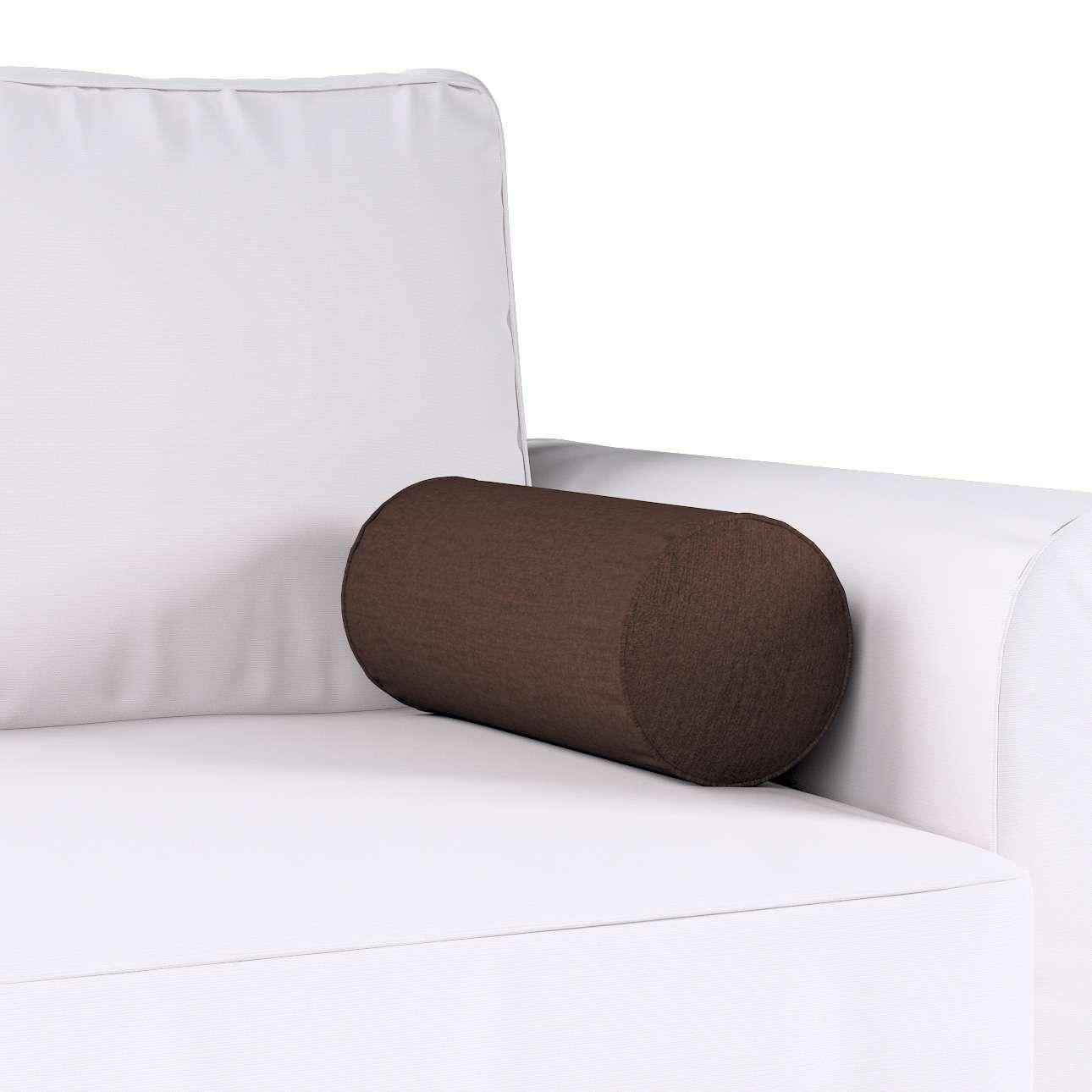 Poduszka wałek prosty w kolekcji Chenille, tkanina: 702-18