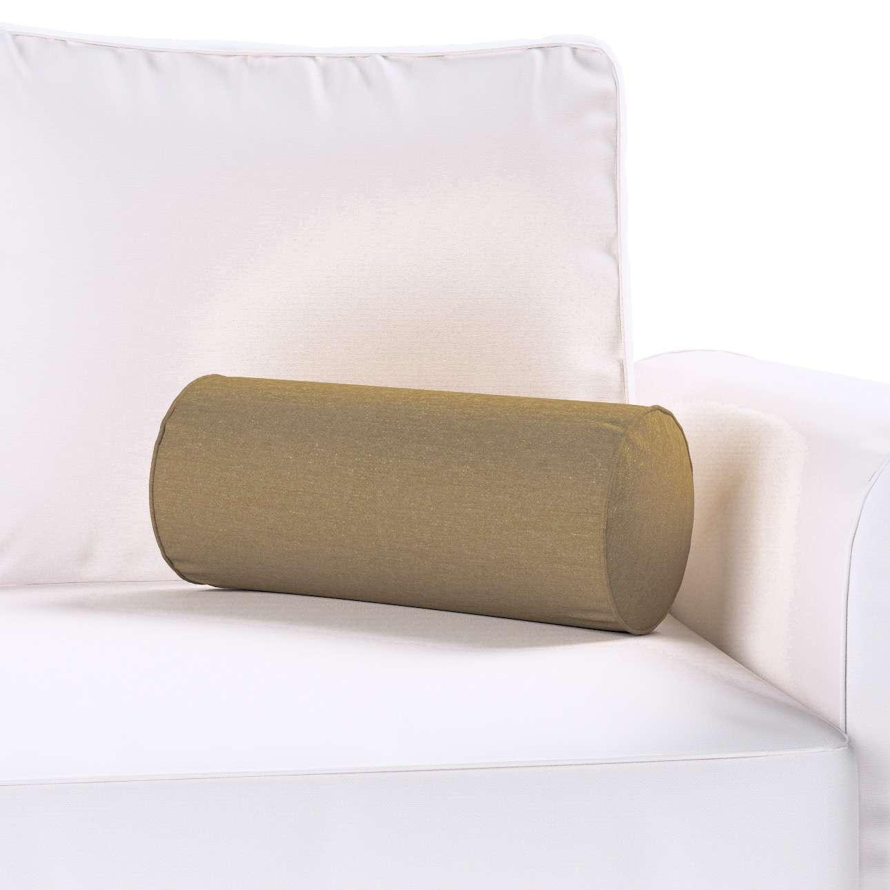 Ritinio formos  pagalvėlės užvalkalas Ø 16 x 40 cm (6 x 16 inch) kolekcijoje Chenille, audinys: 702-21