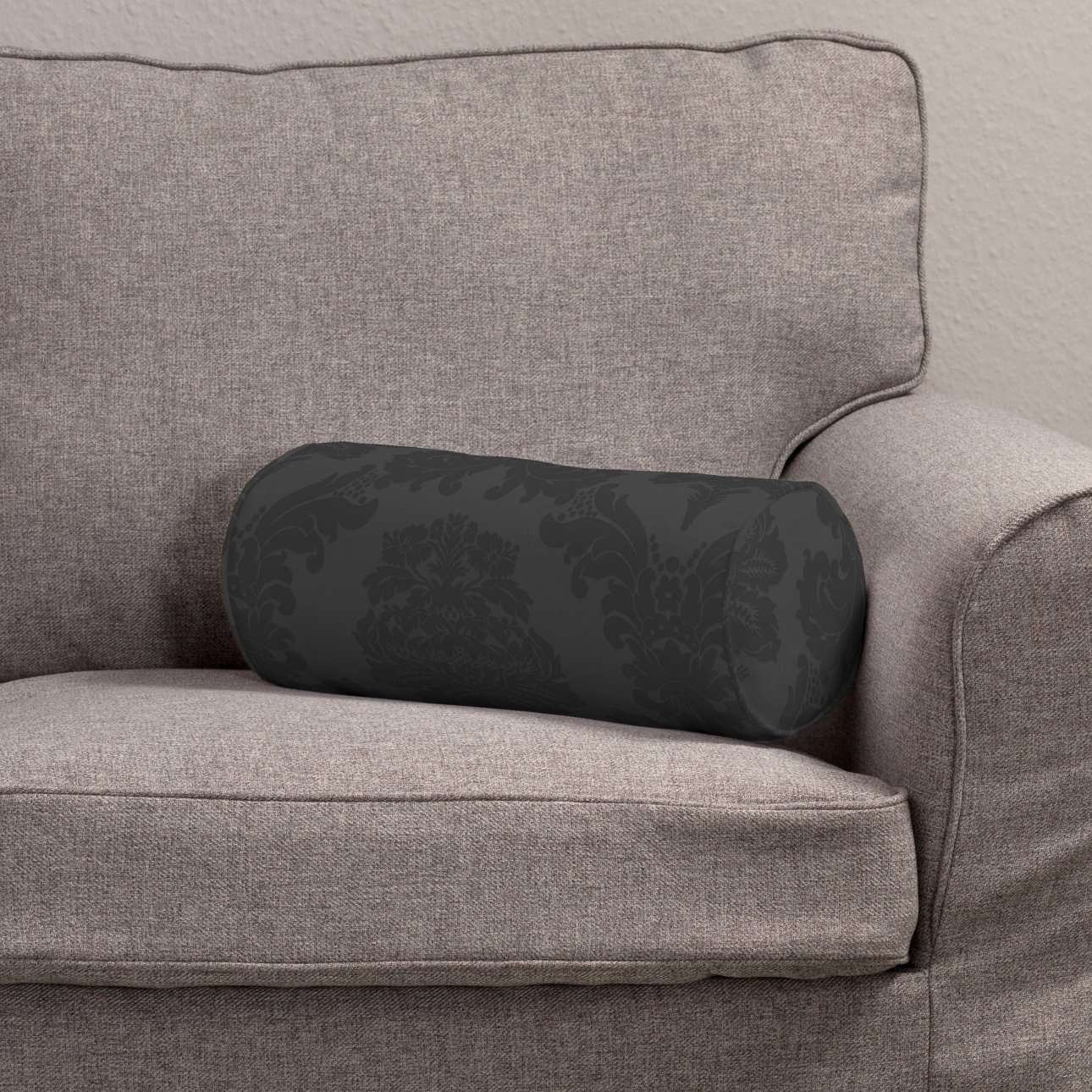 Ritinio formos  pagalvėlė Ø 16 x 40 cm (6 x 16 inch) kolekcijoje Damasco, audinys: 613-32