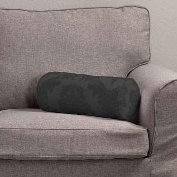Poduszka wałek prosty Ø 16 x 40 cm w kolekcji Damasco, tkanina: 613-32