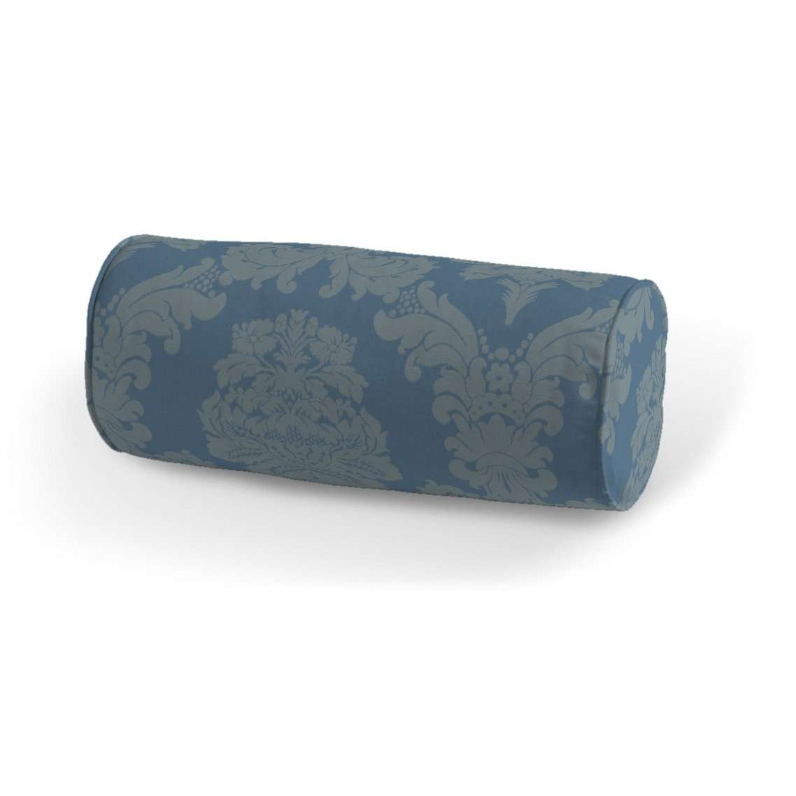 Wałek prosty Ø 16 x 40 cm w kolekcji Damasco, tkanina: 613-67