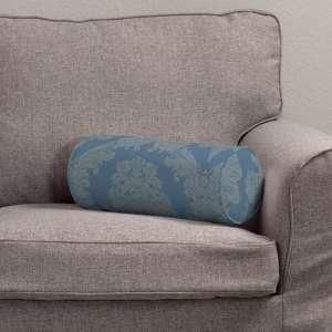 Einfache Nackenrolle Ø 16 x 40 cm von der Kollektion Damasco, Stoff: 613-67