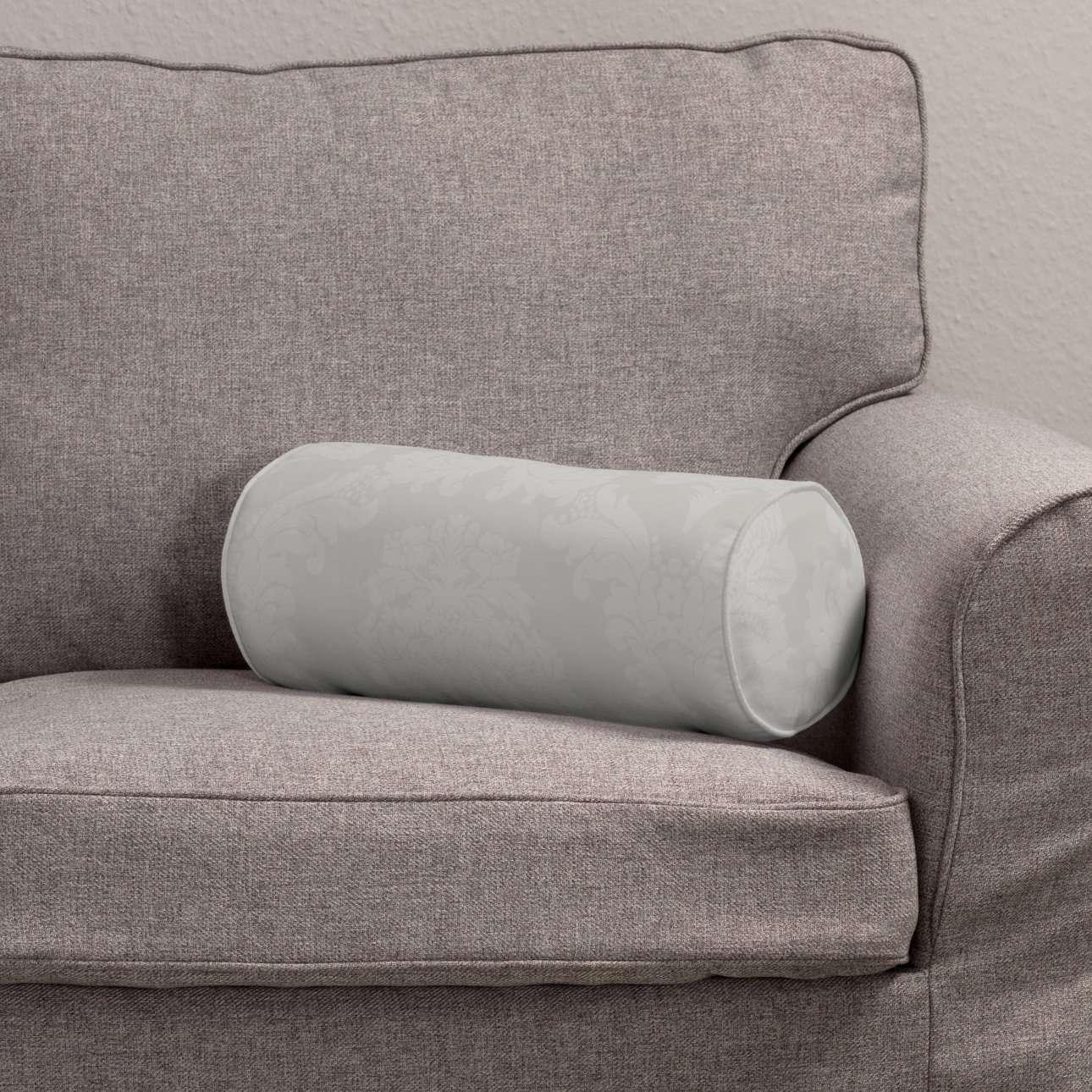 Ritinio formos  pagalvėlės užvalkalas Ø 16 x 40 cm (6 x 16 inch) kolekcijoje Damasco, audinys: 613-81
