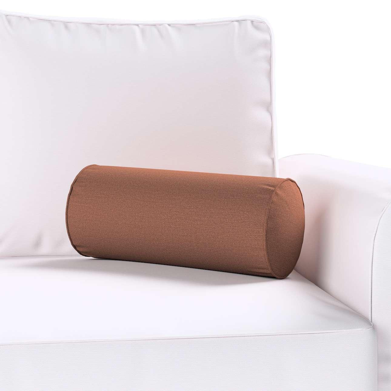 Poduszka wałek prosty Ø 16 x 40 cm w kolekcji Loneta, tkanina: 133-09