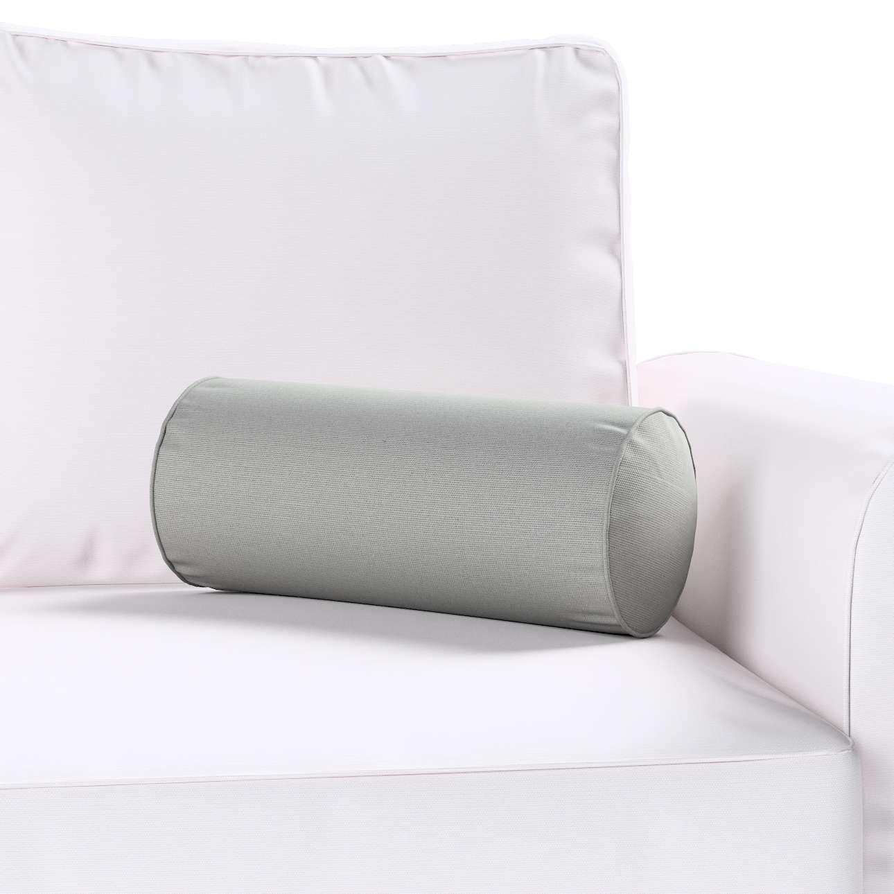 Poduszka wałek prosty Ø16x40cm w kolekcji Loneta, tkanina: 133-24