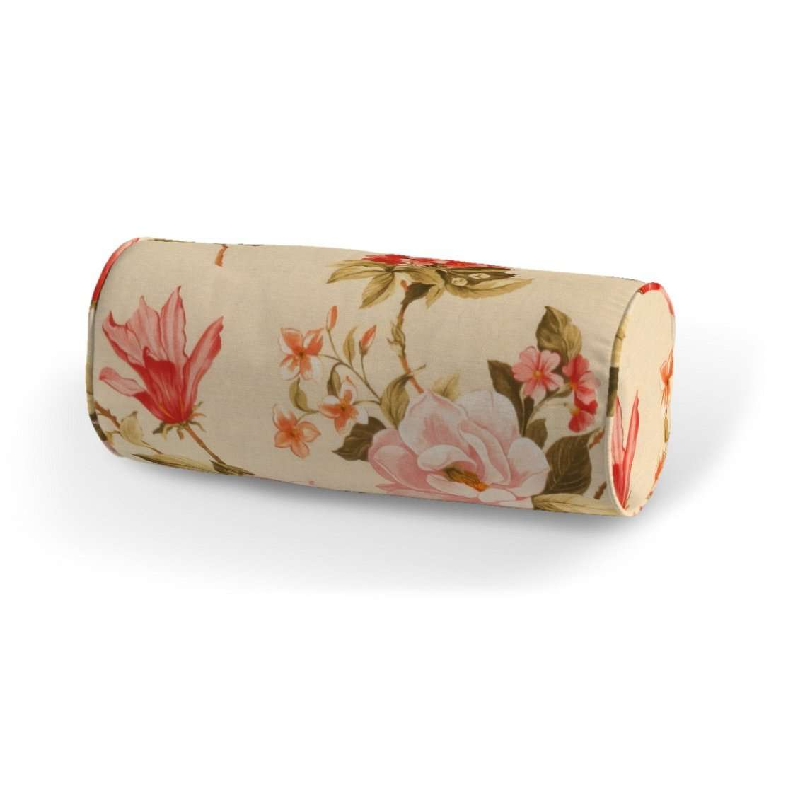 Poduszka wałek prosty Ø 16 x 40 cm w kolekcji Londres, tkanina: 123-05
