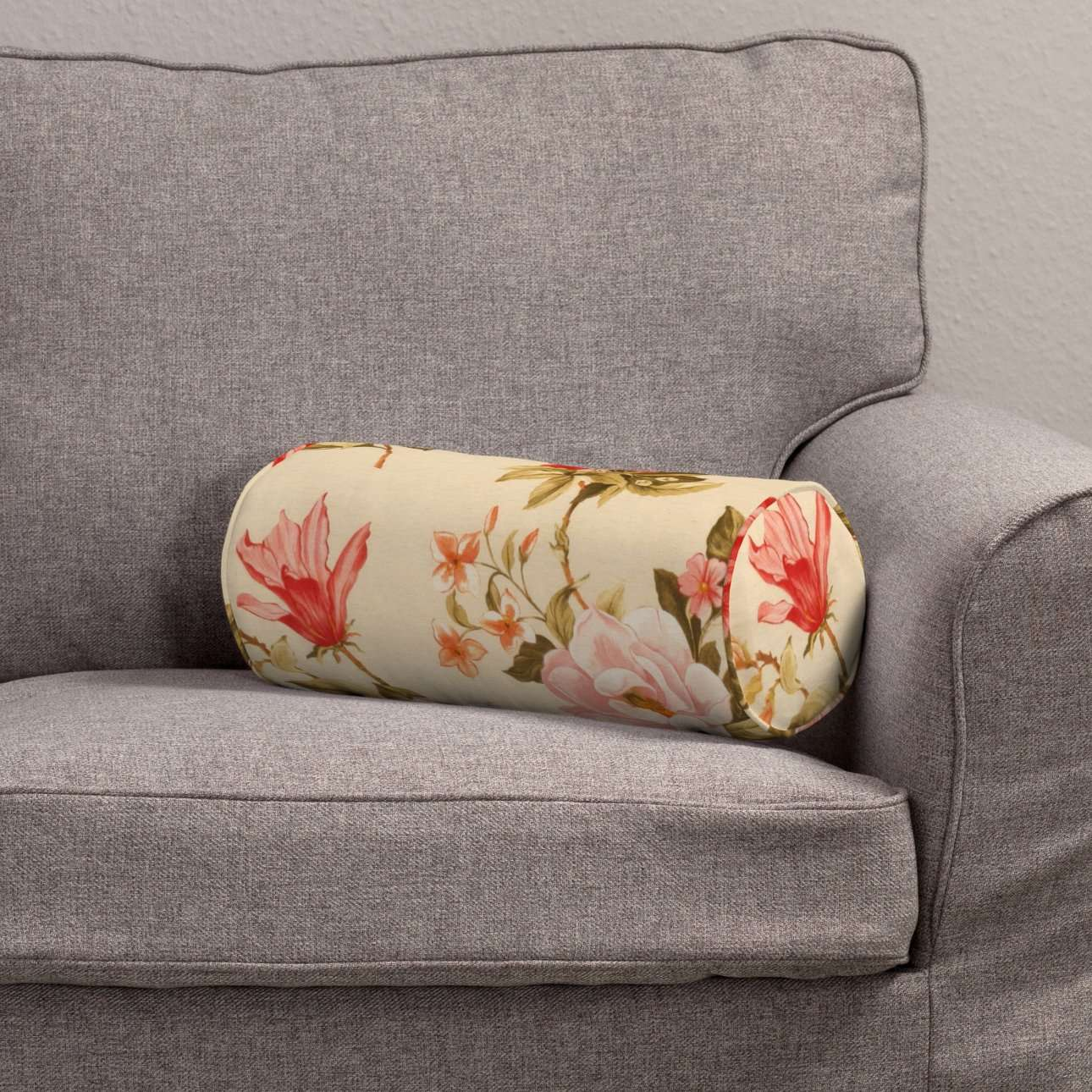 Ritinio formos  pagalvėlė Ø 16 x 40 cm (6 x 16 inch) kolekcijoje Londres, audinys: 123-05