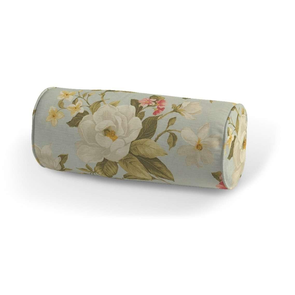 Poduszka wałek prosty Ø 16 x 40 cm w kolekcji Londres, tkanina: 123-65