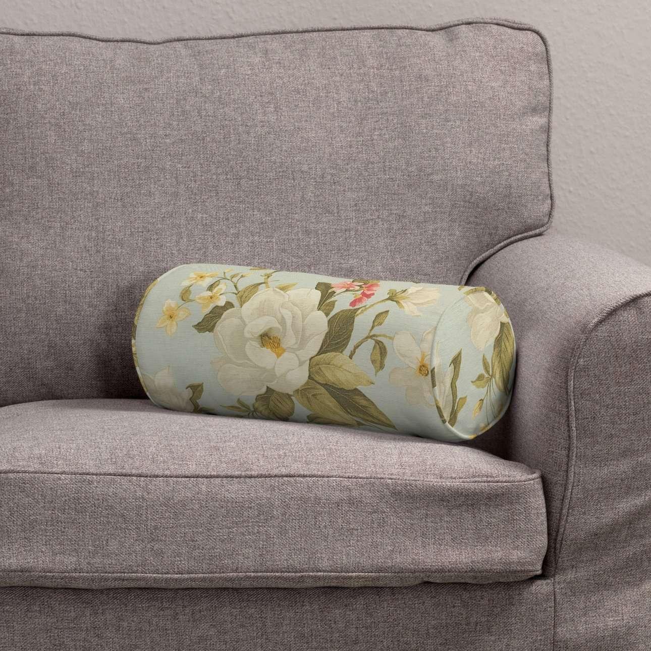 Ritinio formos  pagalvėlės užvalkalas Ø 16 x 40 cm (6 x 16 inch) kolekcijoje Londres, audinys: 123-65