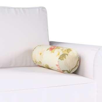 Poduszka wałek prosty Ø16x40cm w kolekcji Londres, tkanina: 123-65