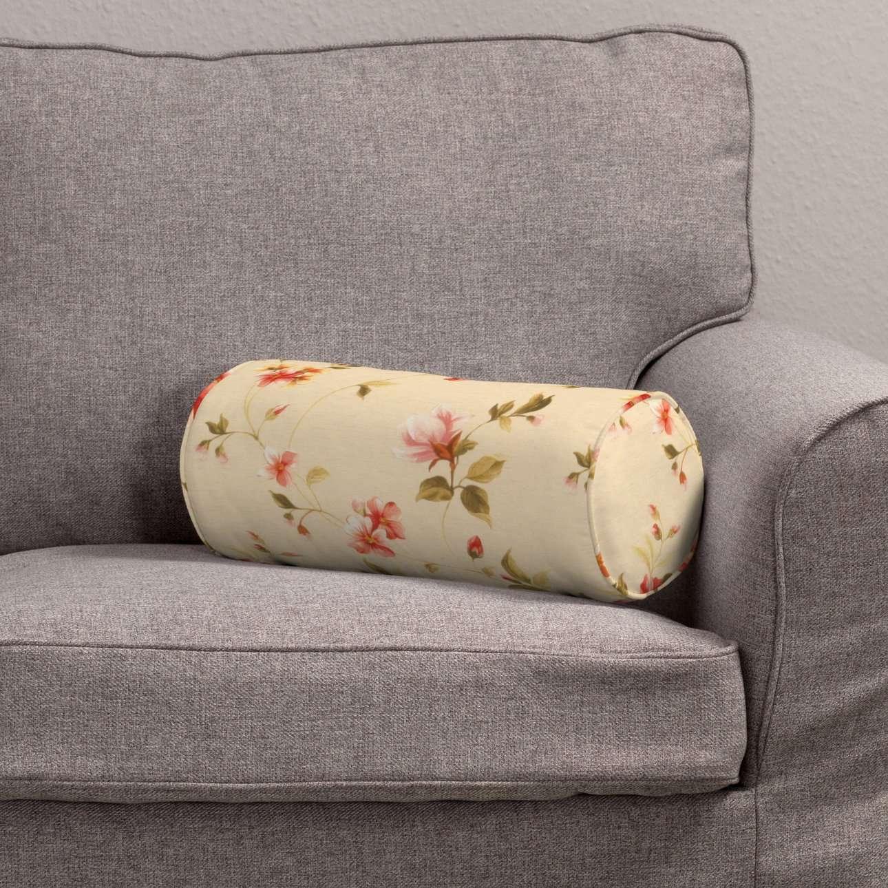 Poduszka wałek prosty w kolekcji Londres, tkanina: 124-05