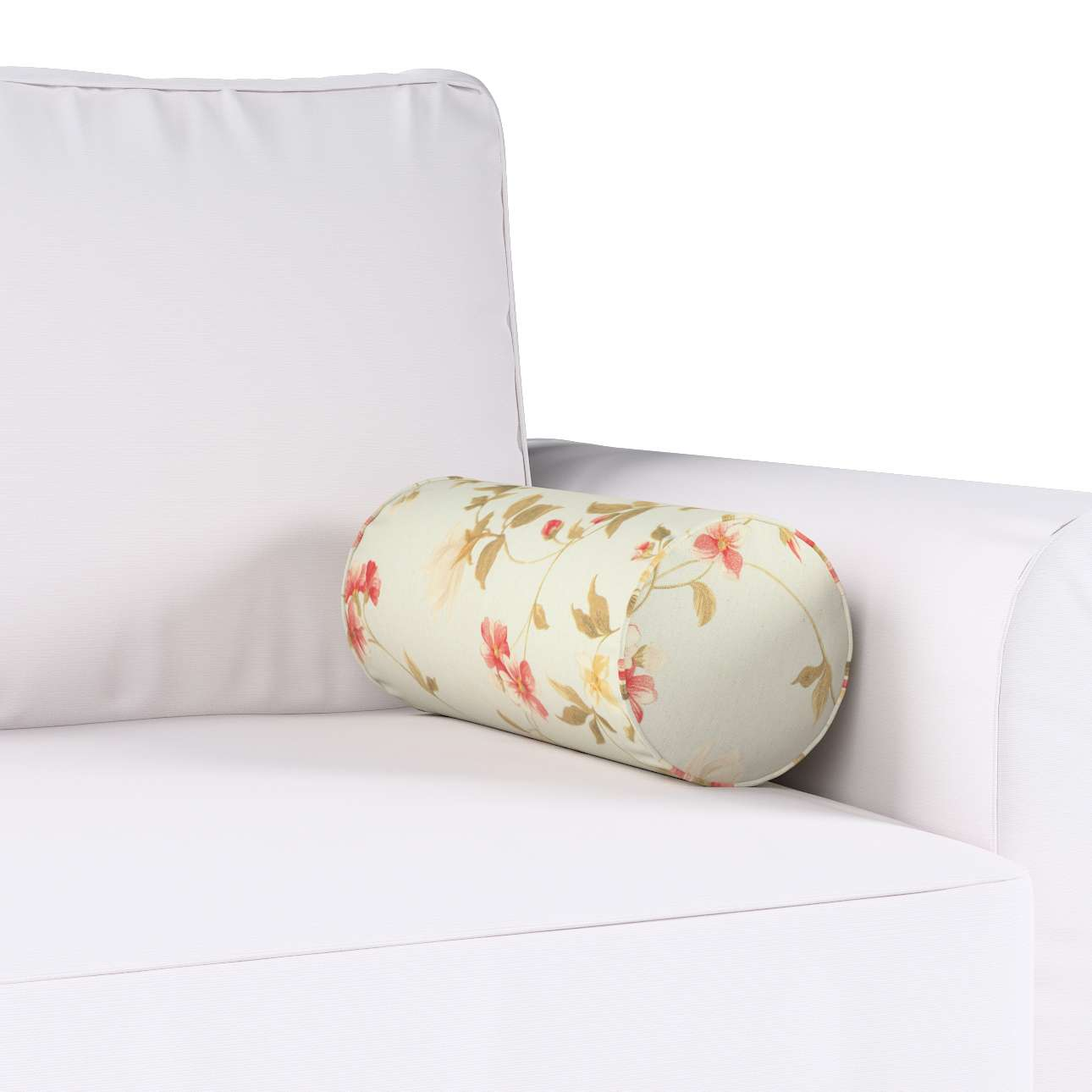 Poduszka wałek prosty w kolekcji Londres, tkanina: 124-65
