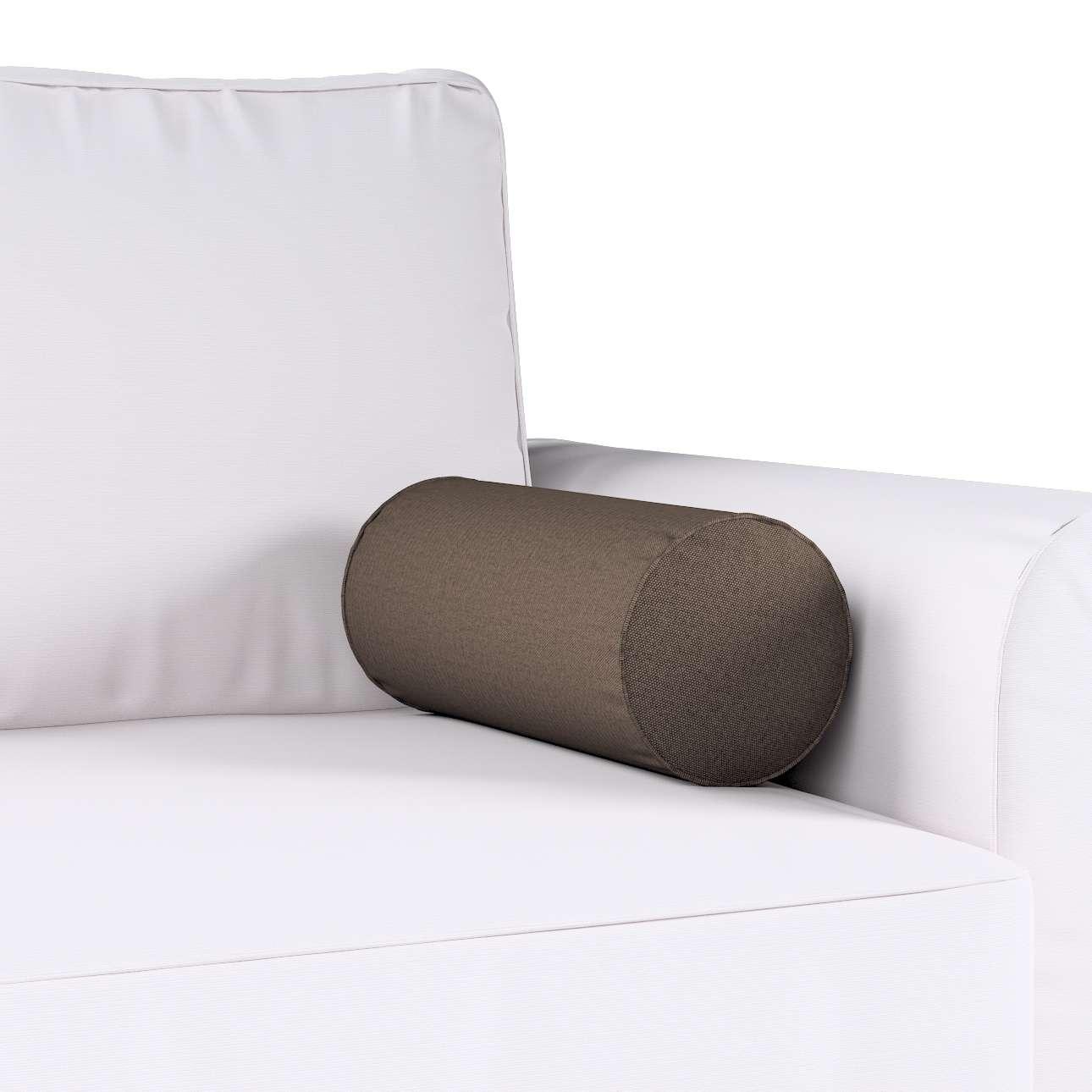Poduszka wałek prosty Ø16x40cm w kolekcji Etna , tkanina: 705-08