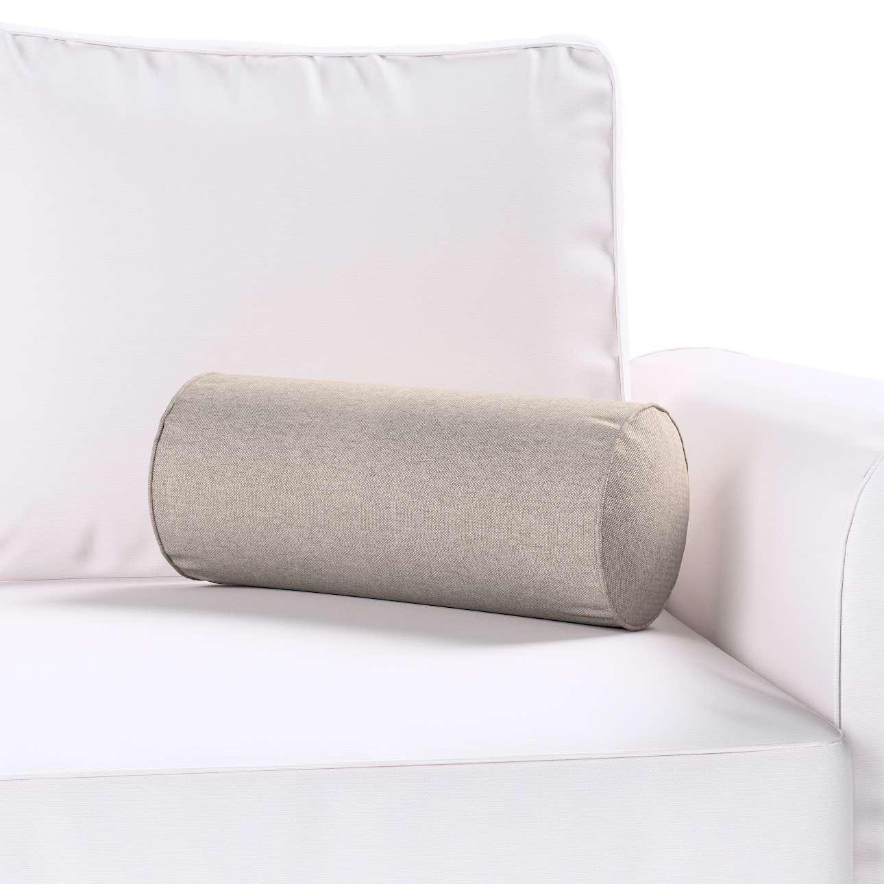 Poduszka wałek prosty Ø 16 x 40 cm w kolekcji Etna , tkanina: 705-09