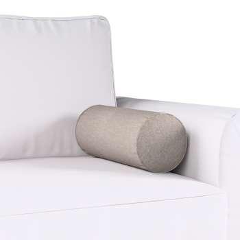 Poduszka wałek prosty Ø16x40cm w kolekcji Etna , tkanina: 705-09