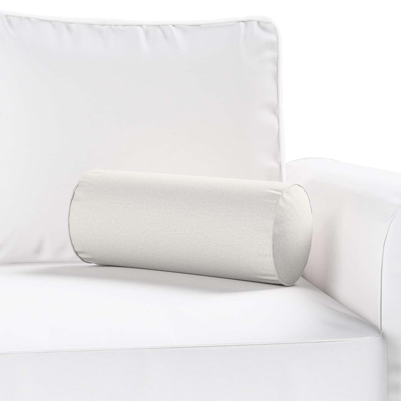 Poduszka wałek prosty Ø 16 x 40 cm w kolekcji Etna , tkanina: 705-90