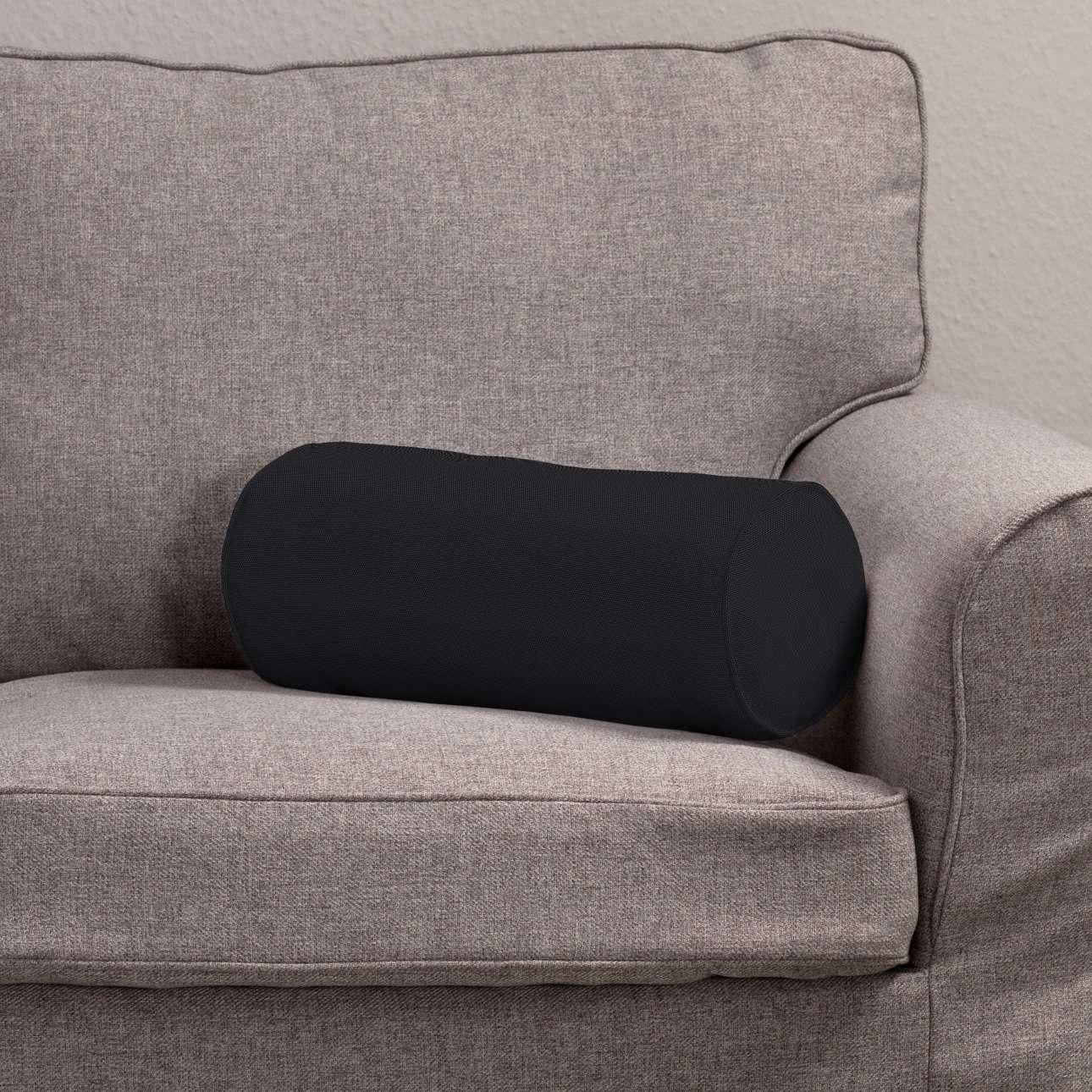 Poduszka wałek prosty Ø 16 x 40 cm w kolekcji Etna , tkanina: 705-00