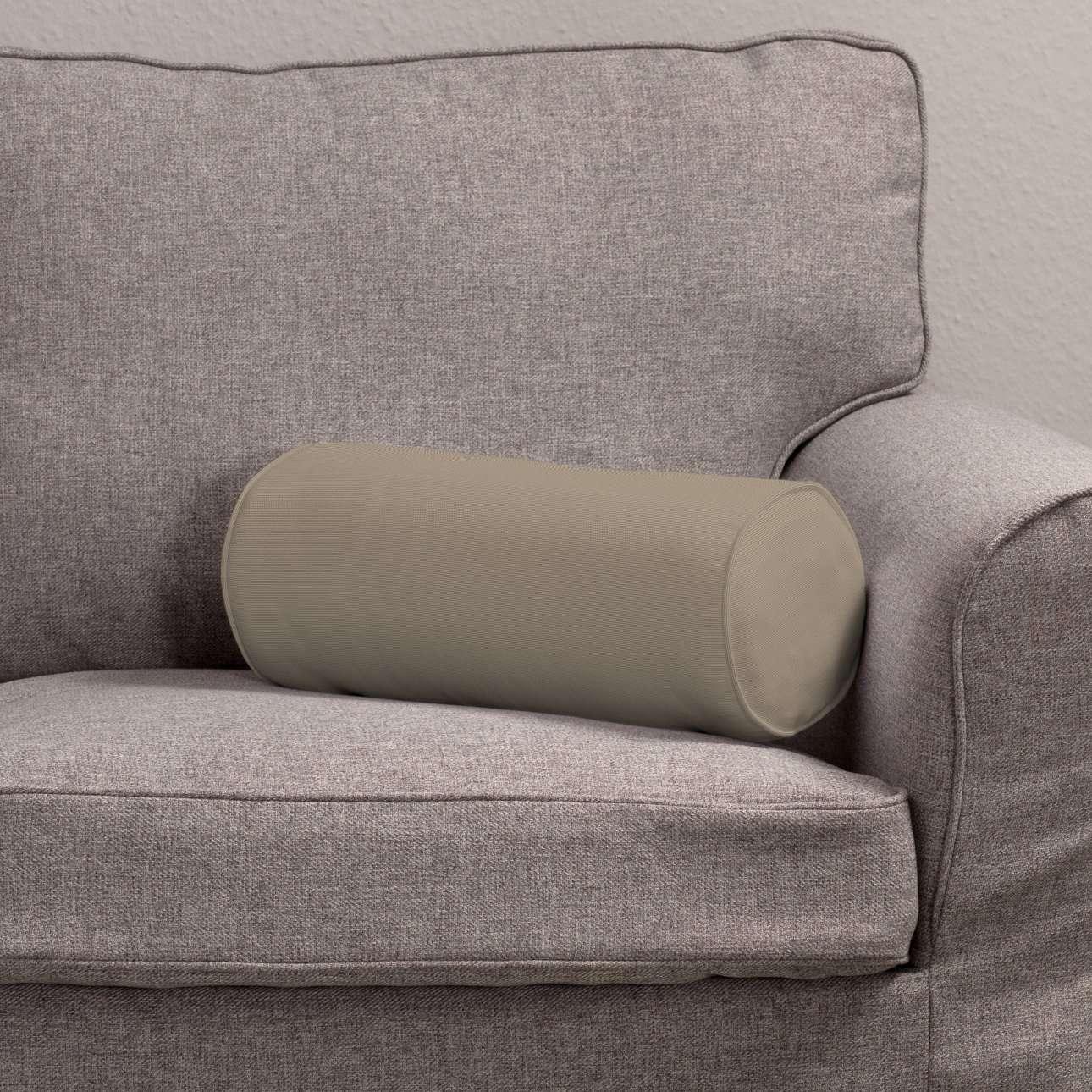 Ritinio formos  pagalvėlės užvalkalas Ø 16 x 40 cm (6 x 16 inch) kolekcijoje Cotton Panama, audinys: 702-28