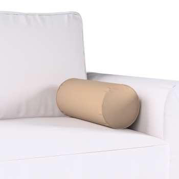 Poduszka wałek prosty Ø16x40cm w kolekcji Cotton Panama, tkanina: 702-28