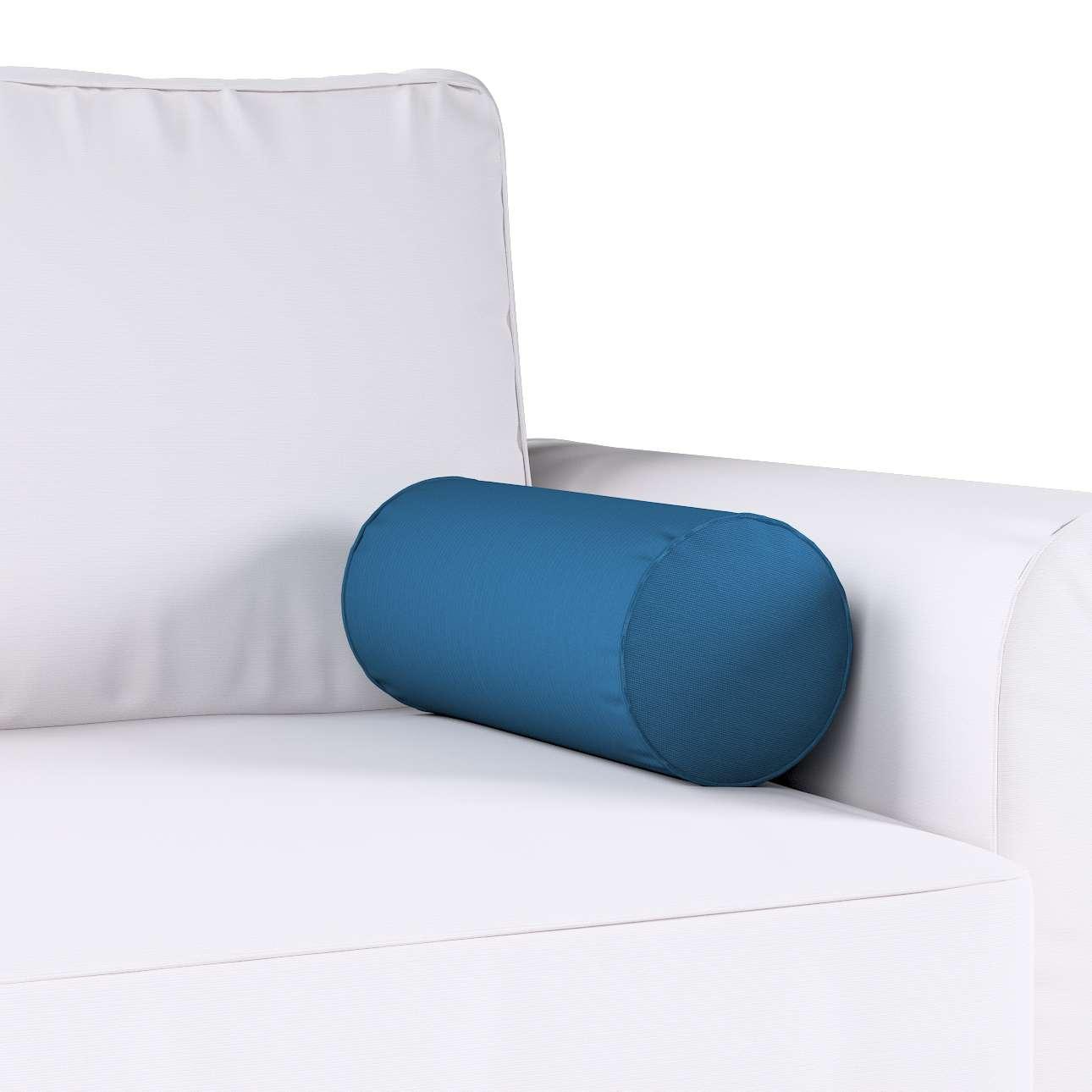 Poduszka wałek prosty w kolekcji Cotton Panama, tkanina: 702-30