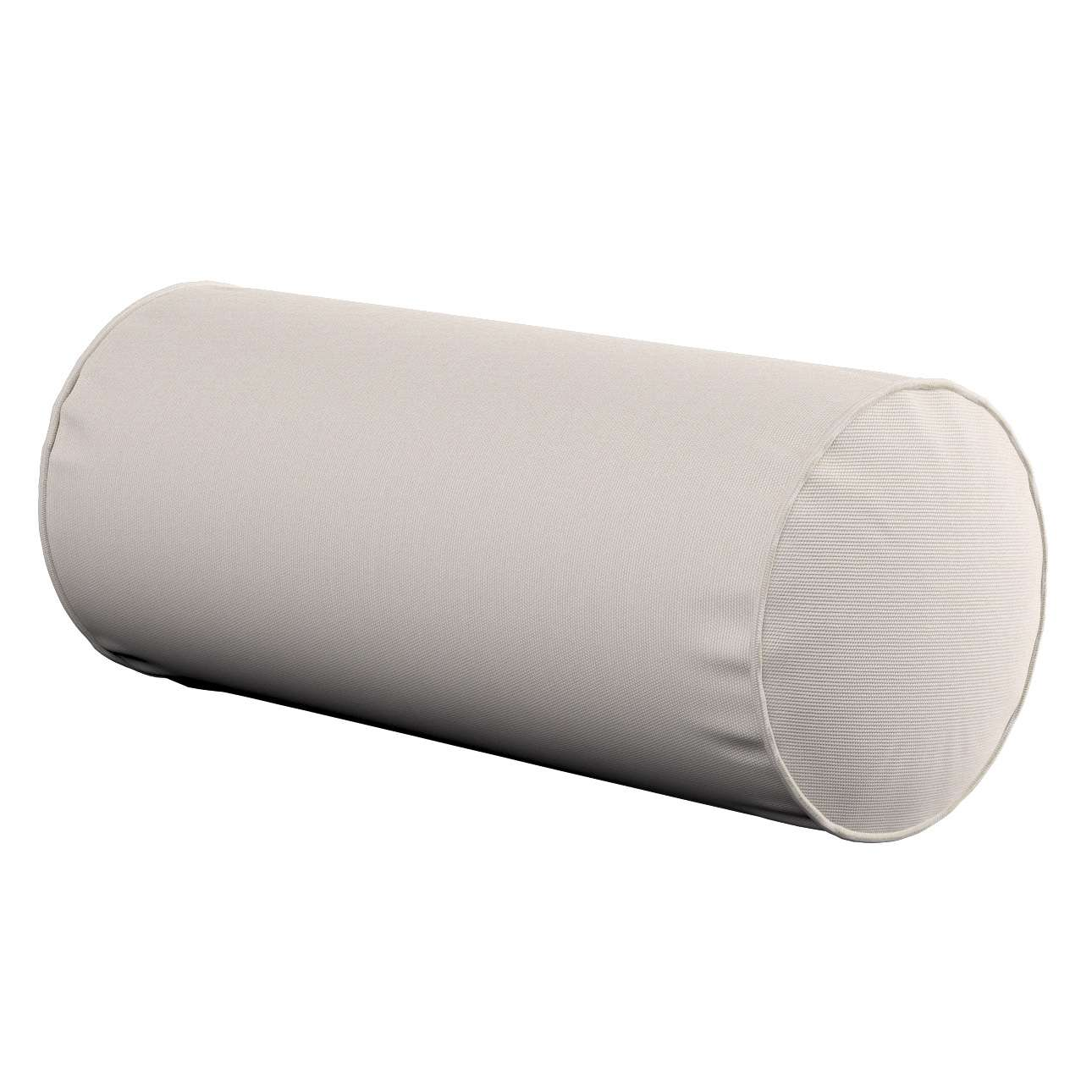Poduszka wałek prosty Ø16x40cm w kolekcji Cotton Panama, tkanina: 702-31