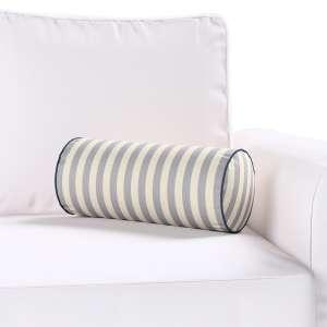 Ritinio formos  pagalvėlės užvalkalas Ø 16 x 40 cm (6 x 16 inch) kolekcijoje Quadro, audinys: 136-02