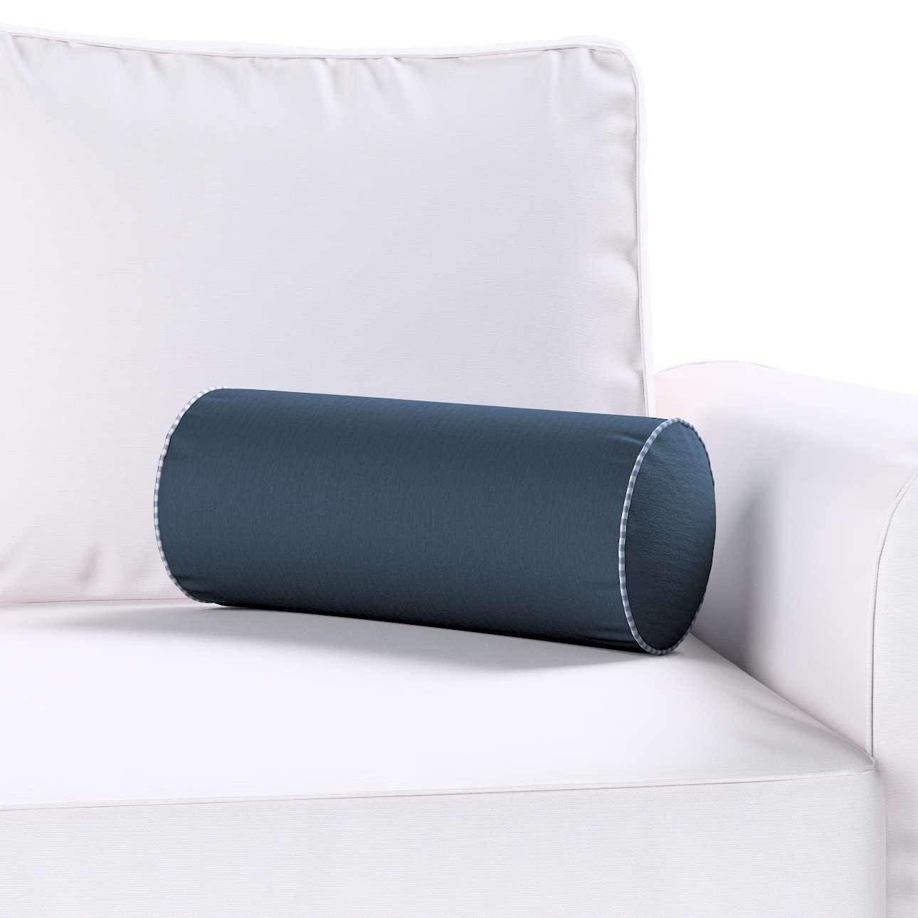 Ritinio formos  pagalvėlė Ø 16 x 40 cm (6 x 16 inch) kolekcijoje Quadro, audinys: 136-04