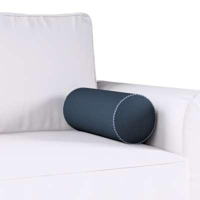 Poduszka wałek prosty w kolekcji Quadro, tkanina: 136-04