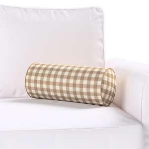 Ritinio formos  pagalvėlė Ø 16 x 40 cm (6 x 16 inch) kolekcijoje Quadro, audinys: 136-06
