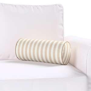 Ritinio formos  pagalvėlės užvalkalas Ø 16 x 40 cm (6 x 16 inch) kolekcijoje Quadro, audinys: 136-07